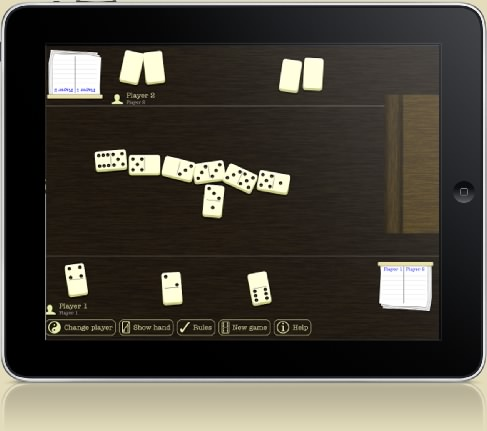 Family Dominoes screenshot
